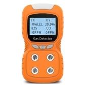4-Gas Monitor Meter Tester Analyzer