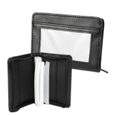 Portable Card Pack - RFID Security Protective - Holds 36 Cards Lock-wallet for Men & Women