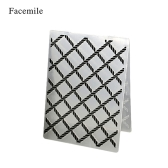1PCS Plastic Decorative Frame Embossing Folder Template Textured Impressions Scrapbooking Card Craft Making Cake Decoration