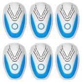 Ultradźwiękowy plug-in Pest Mouse Control Odstraszacz Nieszkodliwy Elektryczny Owad Bug Mosquito Karaluch Pająk Odstraszacz AC110-230V