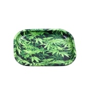 Portable Rolling Cigarette Tray