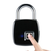 USB Rechargeable Smart Keyless Fingerprint Lock IP65