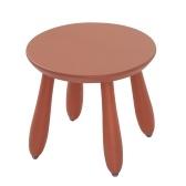 スツール赤ちゃん子供ステップシート小さな木製スツール滑り止めホームキッズフットレストスツール