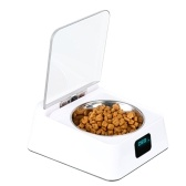 Alimentador automático de inducción para mascotas de acero inoxidable con cuenco de inducción para perros