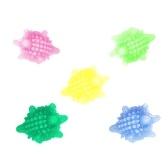 Mister Steamy Eco Friendly bola de secador reutilizable Reemplace la ropa (color aleatorio)