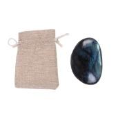 Natural Moonstone Labradorite Stone Crystal Stone Specimen Home Ornament Hand Piece