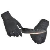 カット耐性手袋カット耐性作業用手袋レベル5保護肉切り/金属加工/ガーデニング/木彫り/剪定のための耐摩耗性