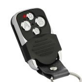 433MHz Copy Remote Controller Metal Clone Controles 4 Botões Cloning Key Fob