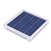 Gewächshaus-Solarventilator Solarbetriebenes Dachgeschoss-Ventilator Gewächshaus-Belüftung Solar-Dachventilator Gewächshaus-Umluftventilator Solar-Thermostatventilator Dachventilator Dachventilator