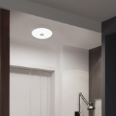 Plafonnier du capteur LED de mouvement du corps humain Yeelight 10W pour couloir de porche domestique (produit de l'écosystème Xiaomi)
