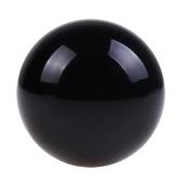 40mm Naturel Obsidienne Noire Boule De Cristal Guérison Pierre Home Office Ornement De Vacances Cadeau