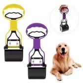 Pet Dog Pooper Scooper for Dogs Poop Waste Pick Up Rake Tool 2 PCS