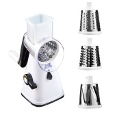 Multi-Functional Vegetable Cutter Manual Roller Type