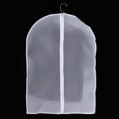 Esonmus 6 stücke M / L / XL Größen PEVA Transparente Wasserdichte Mottenschutz Staubdicht Hängen Kleidersäcke Kleidung Kleid Anzug Organisatoren Abdeckungen