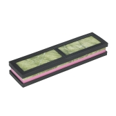 "Decdeal 8""*2""*1"" Two-Sided Knife Sharpening Stone 3000/10000 Grit Double Side Whetstone Grindstone 200*50*25mm"