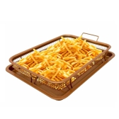 Gotham Steel Copper Crisper Tray Crisper Fryer