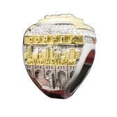 2017 Houston Spaceman Championship Memorable Ring Fine-quality Stylowa Europa i Ameryka Men / Women Ring Souvenir