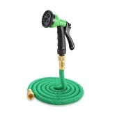 Flexible Expandable Garden Tube Plastic Hose with Spray Machine Airbrush Latex Core for Watering Washing