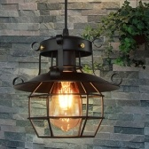 Old Fashion Retro Vintage Style Industrial Chandelier