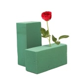 Standard Green Floral Foam Brick Fresh Flower Wedding Florist Flower Foam Bricks Block