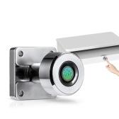 20 huellas dactilares huella digital cerradura del cajón cerraduras digitales del gabinete