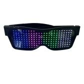 Verres LED Verres BT LED personnalisables pour Halloween Party Rave Music Festival