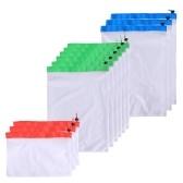 Sacos de malha reutilizáveis para produtos