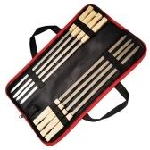 8PCS Barbecue Skewer Sticks with Storage Bag