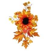 Piante artificiali naturali del fiore d'attaccatura artificiale