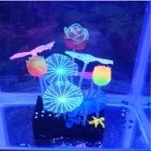 4PCS Aquarium Ornament