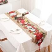 Camino de mesa navideño Fundas para sillas Xams