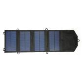 7W 5V USB Port Chargeur de panneau solaire pliable Chargeur de batterie Portable extérieur pour iPhone Mobile Phone