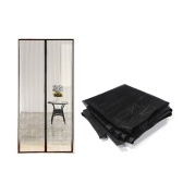Magiczny błąd Screen Magnetic Screen Door Mesh Curtain