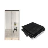 Magischer Wanzen-Bildschirm-magnetischer Schirm-Tür-Maschen-Vorhang
