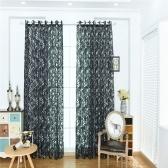 Главная Использование Phoenix Tail Pattern Curtain Window Gauze