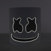 Masque de casque fil eva marshmello led masque cosplay prop