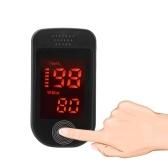 Fingerspitzen-Pulsoximeter-LED-Digitalanzeige zur Messung der Pulsfrequenz Überwachung der Blutsauerstoffsättigung Station Health Care