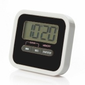 Magnet Kitchen Timer 100-Minute Digital Count Up & Countdown Timers