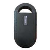 Pet Microchip Scanner Portable Handheld Animal Chip Reader