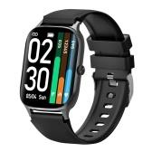 Relógio inteligente, rastreador de condicionamento físico, pulseira esportiva inteligente IP67 à prova d