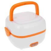 Multifonctionnel Mini Rice Cooker Electric Meal Box Isolation thermique Lunch Box Chauffage électrique Lunch Box with Steamer