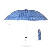 Портативный 42-дюймовый большой складной зонтик для путешествий