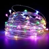 16FT 50LEDs Lichterketten USB Lichterkette Weihnachten Halloween dekorative Hängelampen