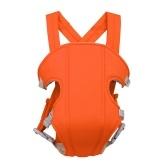 Ergonomic Baby Carryer Holder 3-16 Month Facing-in Front and Back Holder Mesh Kangaroo Carryer for Infant