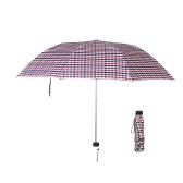 Легкий трехмерный складной зонт для дождя солнца