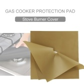 Gas Cooker Protection Pad Stove Burner Covers Gas Range Cushion Non-Stick Reusable Washable for Kitchen Gas Stove