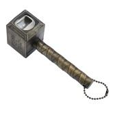 Décapsuleur à bière en forme de marteau de Marvel Thor