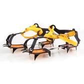 Correa tipo crampones esquí correa altura senderismo antideslizante 10 Crampon