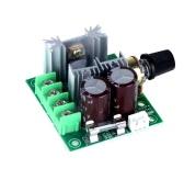 12V-40V 10A de ancho de pulso modulación PWM DC interruptor  de control de velocidad del motor 13KHz