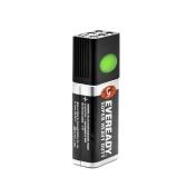 Blocklite 9-Volt-LED Taschenlampe Camping Licht 2-Modus kompakt Ultra Hell